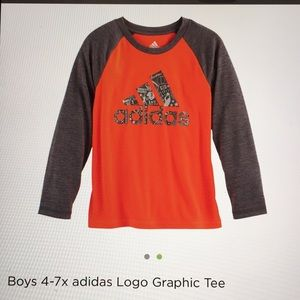 Brand new Adidas top for boy